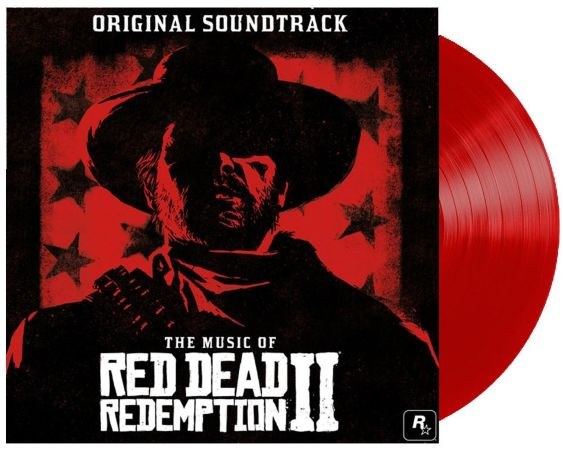 Винил The Music of Red Dead Redemption 2 Soundtrack 2LP