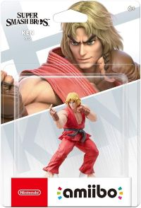 Фигурка Nintendo Amiibo - Ken - Super Smash Bros. Series