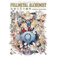 The Complete Art of Fullmetal Alchemist HC 1 - The Complete Art of Fullmetal Alchemist HC 1