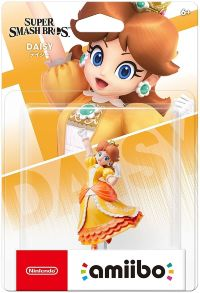 Фигурка Nintendo Amiibo - Daisy (Super Smash Bros Series)
