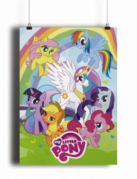 Постер My Little Pony (pm061)