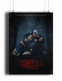 Постер Stranger Things #3 (pm091)
