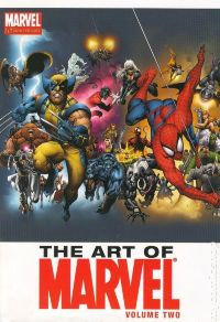 Art of Marvel HC Vol.2