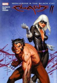 Wolverine and the Black Cat Claws 2 HC