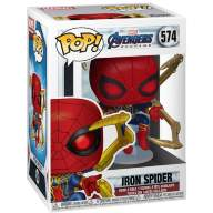 Фигурка Funko Pop! Marvel: Avengers Infinity War -  Iron Spider with Nano Gauntlet - Фигурка Funko Pop! Marvel: Avengers Infinity War -  Iron Spider with Nano Gauntlet