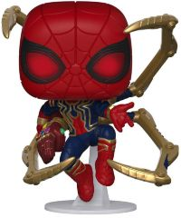 Фигурка Funko Pop! Marvel: Avengers Infinity War -  Iron Spider with Nano Gauntlet