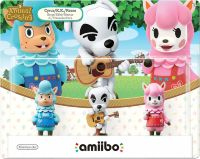 Фигурка Nintendo Amiibo - Animal Crossing Series 3-Pack