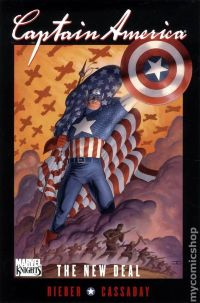 Captain America: The New Deal HC