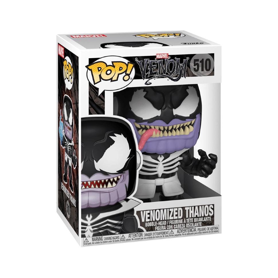 Фигурка Funko Pop! Marvel: Venom - Venom Thanos купить ...