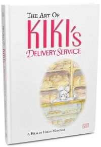 The Art of Kiki's Delivery Service HC