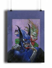 Постер Simon Bisley Batman (pm058)