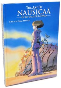 The Art of Nausicaä of the Valley of the Wind HC