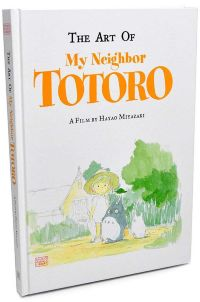 The Art of My Neighbor Totoro HC