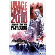 Image Comics 2010 San Diego Comic Con Yearbook HC
