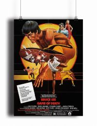Постер Bruce Lee Game of Death (pm066)