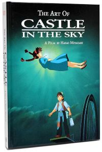 The Art of Castle in the Sky HC