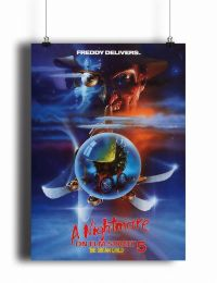 Постер Nightmare on Elm Street 5 the Dream Child (pm097)
