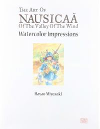 The Art of Nausicaä HC