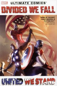 Ultimate Comics: Divided We Fall, United We Stand HC