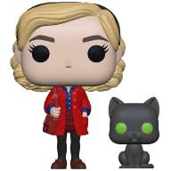 Фигурка Funko Pop! & Buddy: Chilling Adventures - Sabrina with Salem - Фигурка Funko Pop! & Buddy: Chilling Adventures - Sabrina with Salem