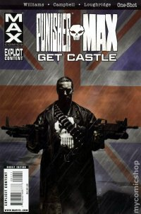 Punisher Max - Get Castle (one-shot)