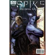 Spike: The Devil You Know №1