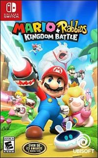 Игра для Nintendo Switch - Mario + Rabbids: Kingdom Battle