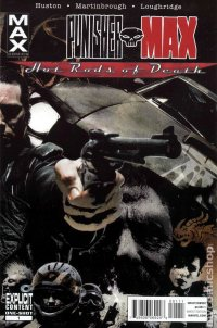 Punisher Max - Hot Rods of Death (one-shot)