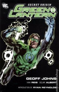 Green Lantern Secret Origin HC