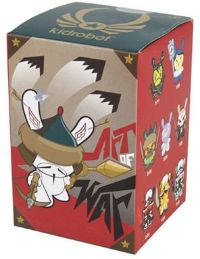 Фигурка Kidrobot Art of War Dunny Series