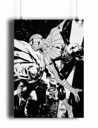 Постер Spider-Man and Moon Knight (pm101)