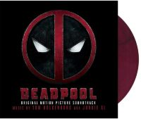 Винил Deadpool Original Soundtrack Album Red / Black Starburst (2LP)