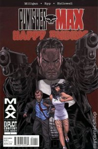 Punisher Max - Happy Ending (one-shot)