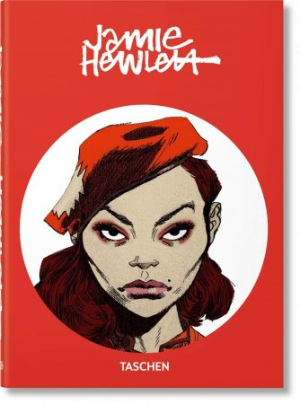 Jamie Hewlett – 40th Anniversary Edition HC