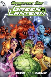 Green Lantern: Brightest Day HC