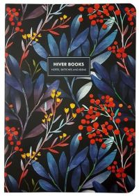 Скетчбук Hiver Books - Bloom