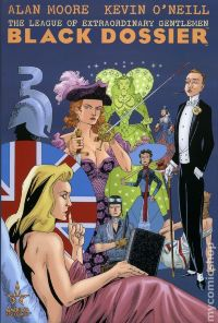 League of Extraordinary Gentlemen Black Dossier HC