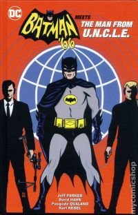Batman '66 Meets The Man From Uncle HC