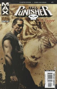 Punisher - The Tyger (one-shot)