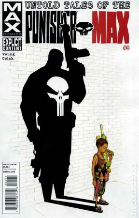 Untold Tales of Punisher Max №5