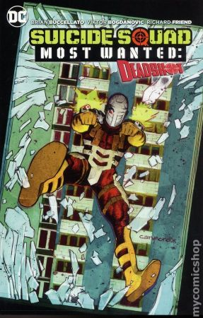 Suicide Squad Most Wanted: Deadshot TPB