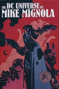 DC Universe By Mike Mignola HC (Deluxe Edition)