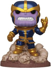 Фигурка Funko Pop! Marvel Heroes: Thanos Snap 6""