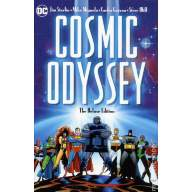 Cosmic Odyssey HC (Deluxe Edition)
