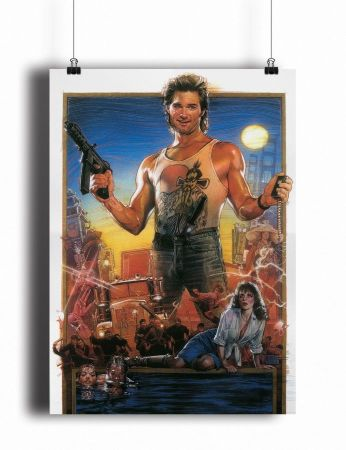 Постер Big Trouble in Little China (pm110)