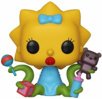 Фигурка Funko Pop! Animation: Simpsons - Alien Maggie