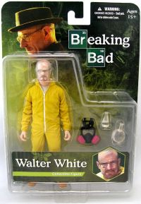 Фигурка Breaking Bad Walter White (Yellow Suit)