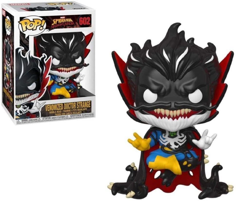 Фигурка Funko Pop! Marvel: Venom - Doctor Strange купить ...