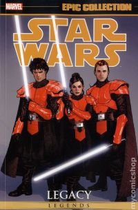 Star Wars Legends: Legacy TPB Vol.1 (Epic Collection)