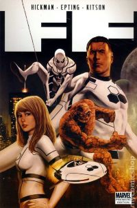 FF By Jonathan Hickman HC Vol.1